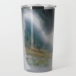 Ice Caves Travel Mug