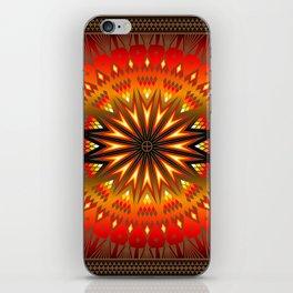 Fire Spirit iPhone Skin