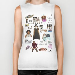 Queen Bey Formation Tribute Biker Tank