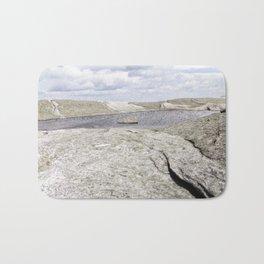 Granite Pool in the Clouds Bath Mat