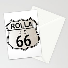 Rolla Route 66 Stationery Cards