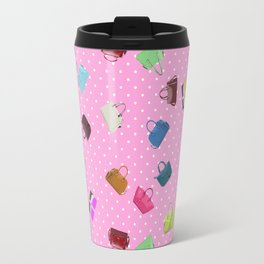 Purses and Handbags Travel Mug