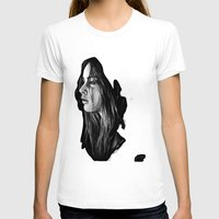 katniss T-shirts featuring Katniss Everdeen by apostatemages