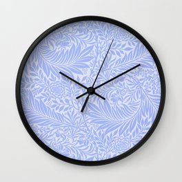 "William Morris ""Larkspur"" 1. Wall Clock"