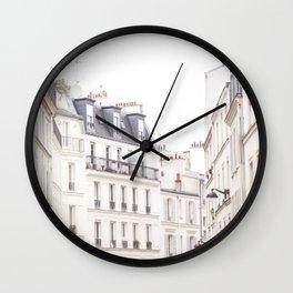 Slightly Paris Wall Clock
