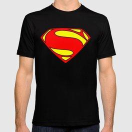 Superman Logo PNG T-shirt
