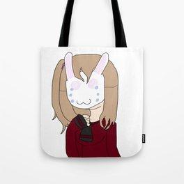 bunny saya Tote Bag