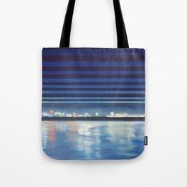 Santa Barbara Pier Tote Bag