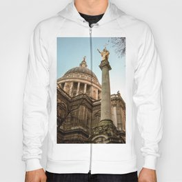 St. Paul's Cathedral in London Photo by Larry Simpson Hoody