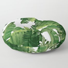 Banana Green Floor Pillow