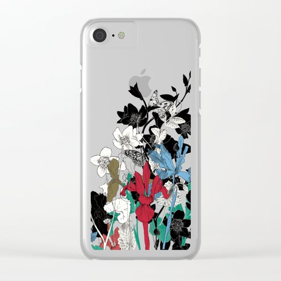Evergrowing Clear iPhone Case