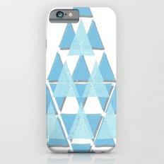 Blue Sky Mountain iPhone 6s Slim Case