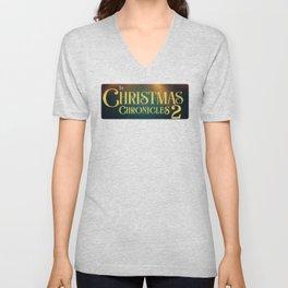 CHRISTMAS CHRONICLE Unisex V-Neck