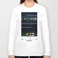 island Long Sleeve T-shirts featuring Island by riz lau
