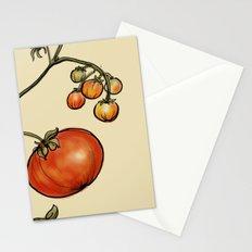 Tomato Botanical Stationery Cards