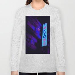 Retro Tokyo Long Sleeve T-shirt