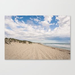 Scarborough Beach Canvas Print