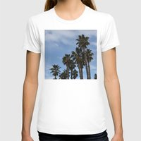 palms T-shirts featuring Palms by americanmom