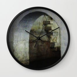Descent Wall Clock