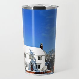 Wondrous Winter Travel Mug