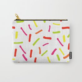 Sprinkles for a happy day Carry-All Pouch