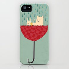 umbrella bath time! Slim Case iPhone (5, 5s)