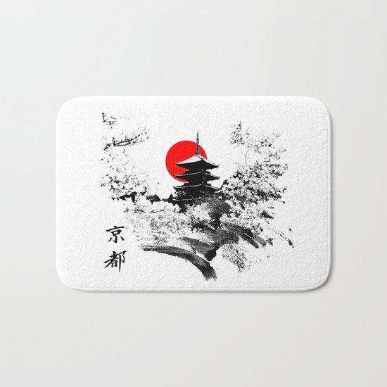 Kyoto - Japan Bath Mat