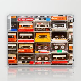 Something Nostalgic V - Music - Global Language #decor #society6 #buyart Laptop & iPad Skin