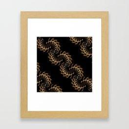 Night Traffic 6 Framed Art Print