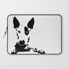 BULL TERRIER GIFTS Laptop Sleeve