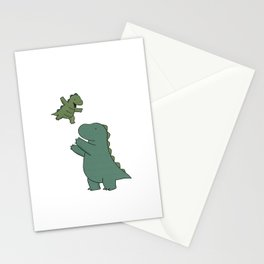 Rory & Dad Stationery Cards