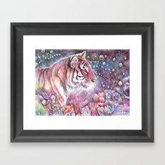 Wild.  Framed Art Print
