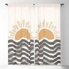 Waft Sun-Grey Blackout Curtain