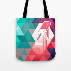 Watermelon Popsicle Tote Bag