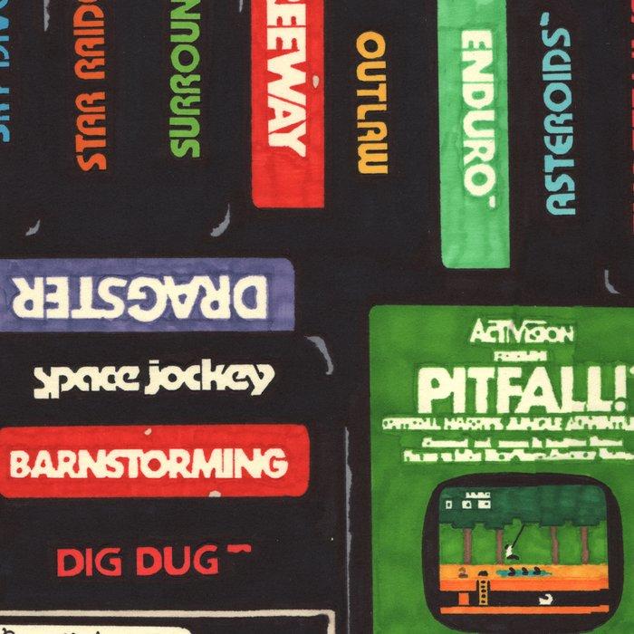Cassettes, VHS & Games Leggings