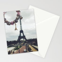 Love for Paris Stationery Cards