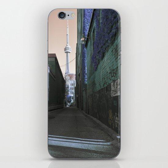 shining spire... iPhone & iPod Skin