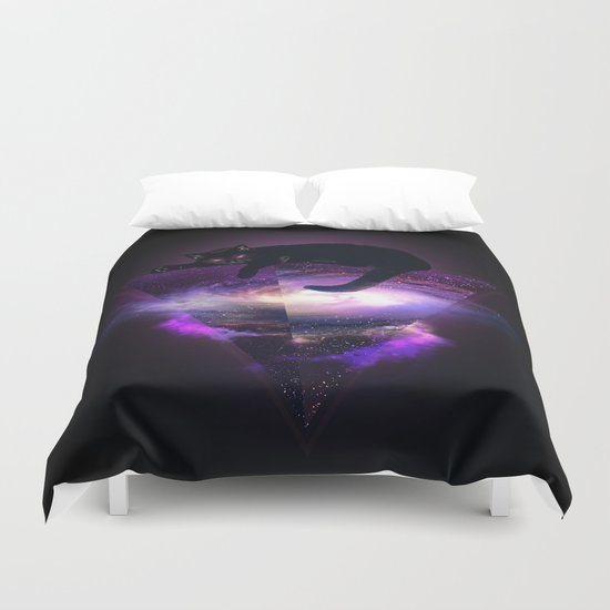 The king of the known universe Duvet Cover