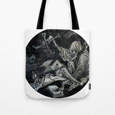 Puppeteer Tote Bag