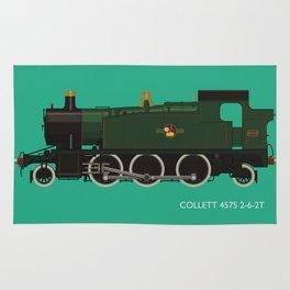 Collett 4575 2-6-2T Rug