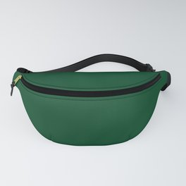 Forest Green Fanny Pack