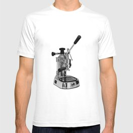 Europiccola La Pavoni Lever Espresso Machine T-shirt