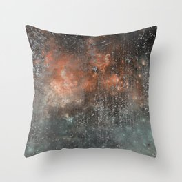 Fire beyond the Ashes Throw Pillow