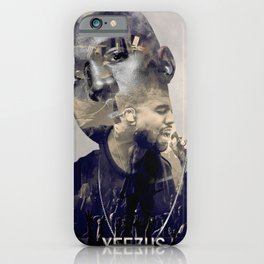 YEE ZUS - the only rapper compared to michael iPhone Case