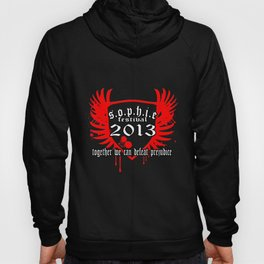 Sophie Festival 2013 - Limited Edition Shirt Hoody