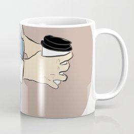 Fashion Latte To Go Coffee Mug