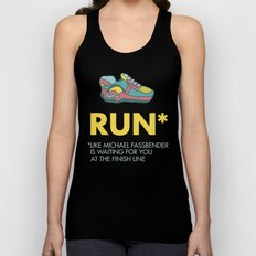 Funny quotes Unisex Tank Top