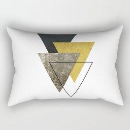 Modern Geometric I Rectangular Pillow