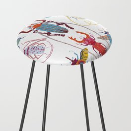 Stitches: Bugs Counter Stool