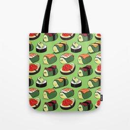 Sushi Avocado Tote Bag